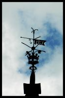Weather vane by mistymoonlight