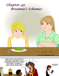 Chapter 45,  Eating the Vegatables. by SailorEnergy