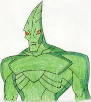 The Martian Manhunter by yodana