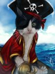 Captain Whiskers by patty110692