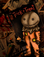 Trick 'r Treat - Sam by AmyCrane