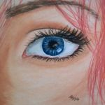 pastells eye by Sonnenelfe
