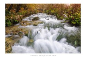 Plitvice Lakes 2012 - X by DimensionSeven