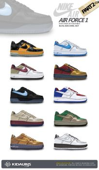 NIKE AF1 ICON DOWNLOAD _PART 2 by kidaubis