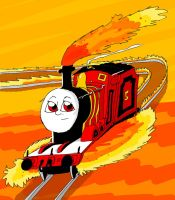 MGM Fire Collab Part 1: James by MeganekkoPlymouth241