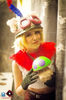 League of Legends - Teemo Cosplay by SailorMappy