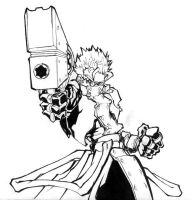 Vash quickie by cereal199
