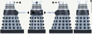 New Paradigm Dalek Supreme by Librarian-bot