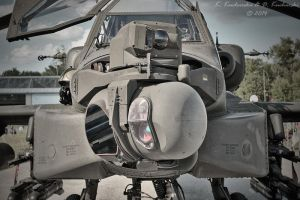 AH-64 Apache by Dark-Raptor