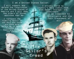 The Sailor's Creed by vanity101