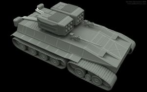 Tank WIP by THEprophetMOSES