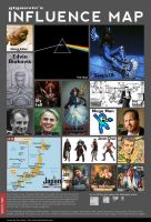 Influence Map by gtgauvin