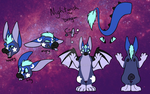 [COMMISSION] Nightwish Reference Sheet by CassMutt