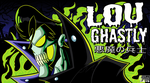 Lou Ghastly banner thing by MichaelJLarson