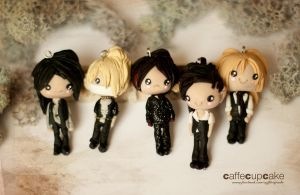 Gazette by maria-chan
