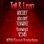 Tall and Lean by Milomax27