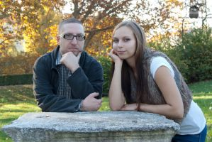 Peter and Renata - in october, 2013 -5 by morpheus880223