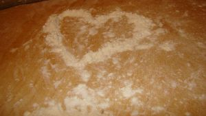 Flour Heart by Kyky26