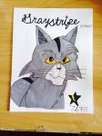 Graystripe (Jame L. Barry) style by Thunderstar711