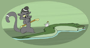 Cat Illustration 2 by Zito-is-Neato