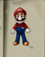 Mario Design by stinson627