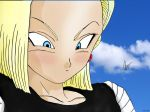 Android 18 by CpCody