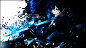 Kirito Signature by PiritoO