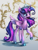 Princess Twilight by Ruffu