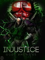 INjustice Lex Luthor by NHKkyo