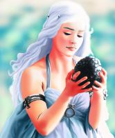 Daenerys by Art-Gem