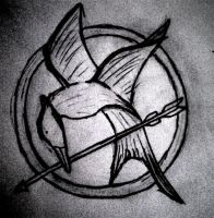 The Mockingjay Pin by Liviy22