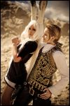 FFXII-Partners in crime by love-squad