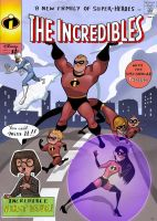 The incredibles by judson8