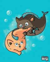 Catfish by recycledwax