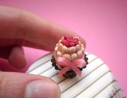 Miniature Charlotte Cake by vesssper