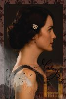 Mary Crawley by Amorine