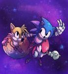 sonics in space by Skittycat