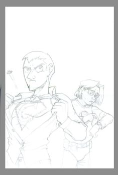 Cover Pencils incrediblejeff by NotEricMrock