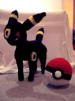 Umbreon by aphid777