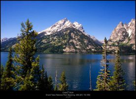 Valley of Teton - II by staind80