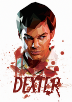 Dexter Morgan by borearisu