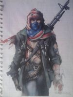 Freedom Fighter by nick511
