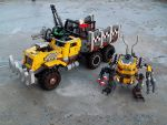 Trukk and a Kan by Scharnvirk