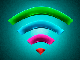 Wi-Fi Icon by arTeem