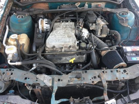 Finally The motor of my Cavalier by HemiLover35001213