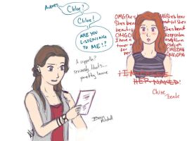 Love at first sight .bechloe. by sexyfairy