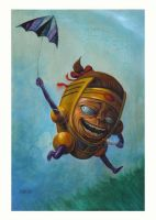 Modok? by charles-hall
