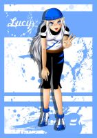 Lucy Iop by Vide-Ilustration