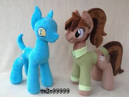Wiggles and Coffee Talk by valio99999