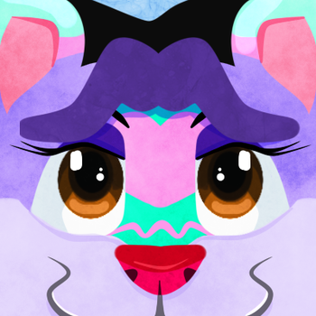 Face Icon: Sarah Skunky by KingGigabyte